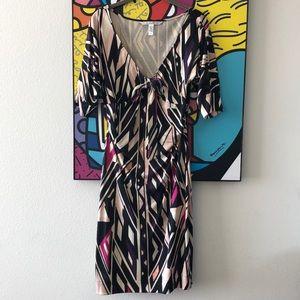 Brand New Diane Von Furstenberg Silk Kitt Dress